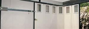 portes sectionnelles ligne classique With motorisation porte de garage laterale
