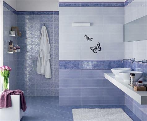 mosaico losas  mas ideas  suelos en blanco  azul