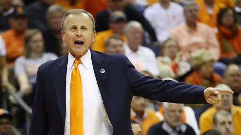 Rick Barns by Rick Barnes Salary How Much Does Tennessee Coach Make