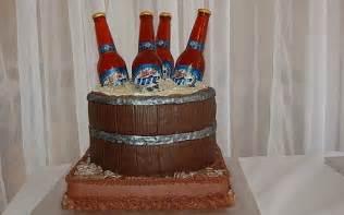 Happy Birthday Beer Cake