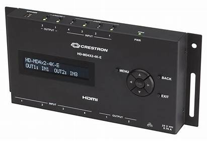 4k Crestron