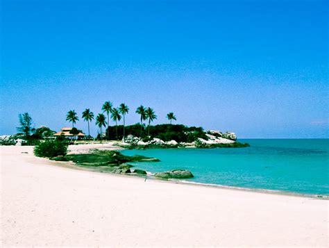 keindahan  pantai terindah  indonesia tempat wisata