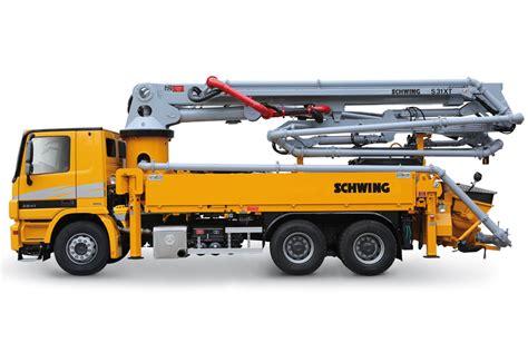 Mobile Pump S 31 Xt