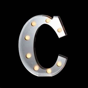 marquee light letter 39c39 led metal sign 10 inch battery With lighted metal letters wholesale