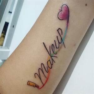 12+ Makeup Tattoo Designs , Ideas   Design Trends ...