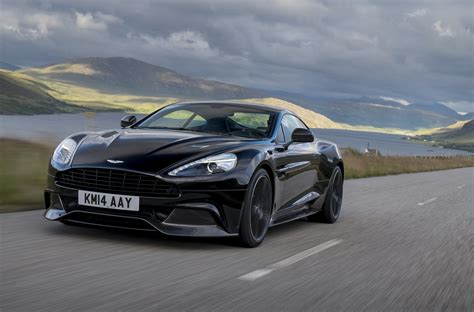 Review Aston Martin Vanquish by Aston Martin Vanquish Review And Pictures Evo