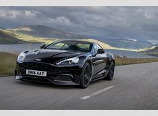 Aston Martin Vanquish review and pictures Evo