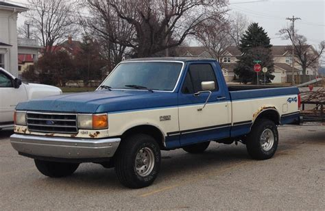 northeast 1991 ford f150 xlt lariat shortbed ford f150