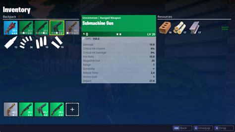 fortnite battle royale gun rarity types heavycom