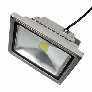 Spot Exterieur 12v : projecteur led 12v 20w 1490 lm sur ~ Edinachiropracticcenter.com Idées de Décoration
