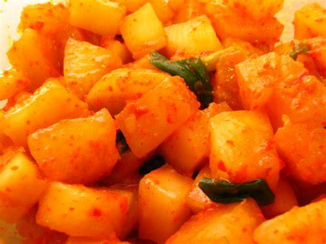 snack cuisine kkakdugi