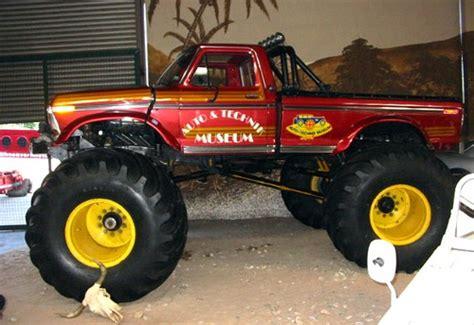 1979 bigfoot monster truck bigfoot monster truck andy bb flickr