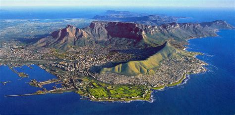 table mountain cape town south africa cape town