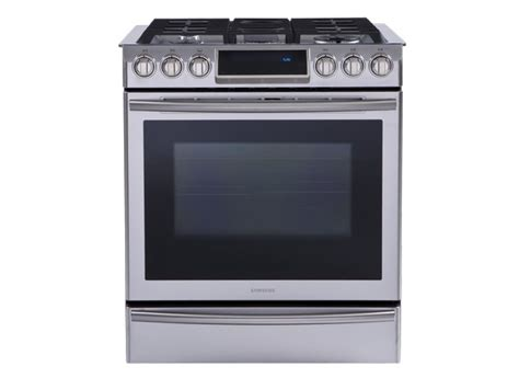 slide in gas range reviews samsung nx58h9500ws range consumer reports