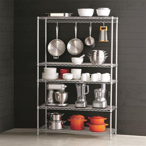 intermetro kitchen cookware storage   kitchen
