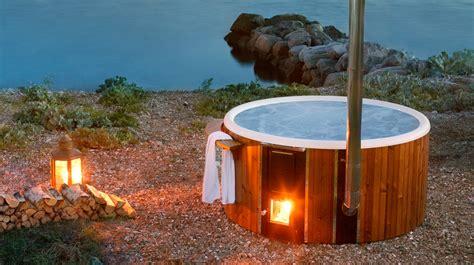 Skargards Tub by Skargards Regal New Luxury Wood Fired Tub From
