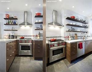 Renovation Carrelage Sol Cuisine : r novation cuisine et salle de bains photos avant apr s ~ Edinachiropracticcenter.com Idées de Décoration