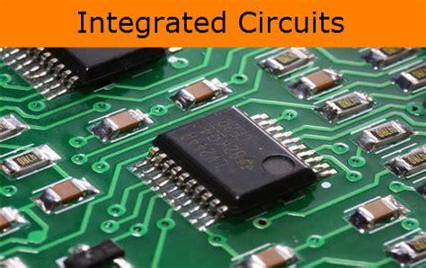 How Integrated Circuits Ics Works Elprocus