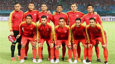 hasil asian games  timnas indonesia   kalah