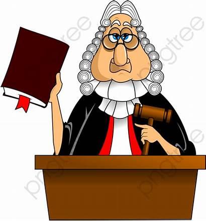 Clipart Judge Transparent Court Jurisdiction Appellate Cartoon