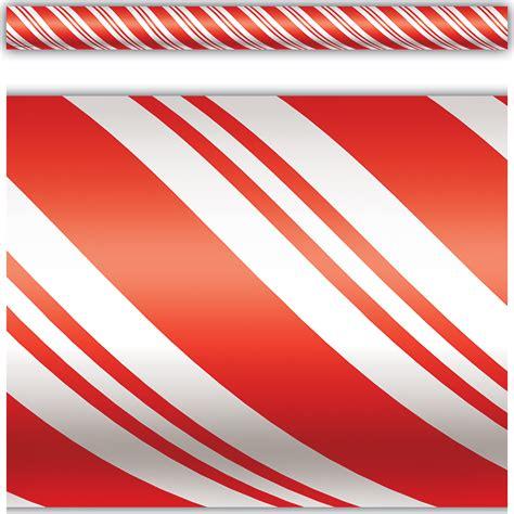 candy cane straight border trim tcr teacher