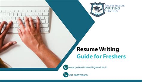 resume writing guide for freshers professional writing