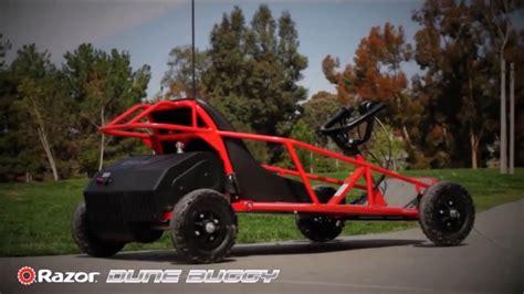 kids  road  kart  razor dune buggy youtube