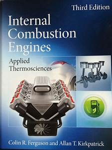Internal Combustion Engines Applied Thermosciences Pdf