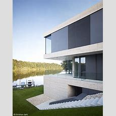 Selbstbewusst Am See  Berlin Cube Magazin Architecture
