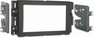 Metra Installation Kit For Select Vehicles Black 95