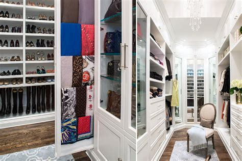 scarf storage solutions for an organized closet2014