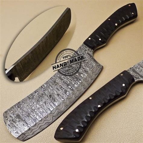 Custom Kitchen Knives For Sale by Damascus Kitchen Knives Archives