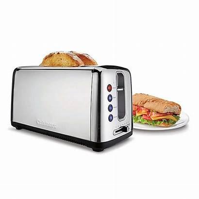 Toaster Bread Cuisinart Slot Bakery Artisan Dual