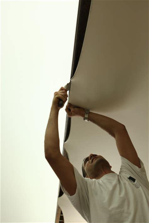 faire un plafond tendu faire un plafond toile tendu 224 orleans modele contrat