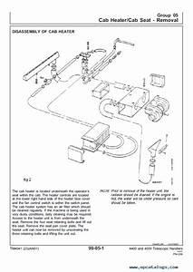 John Deere 4400  U0026 4500 Telescopic Handlers Technical Manual