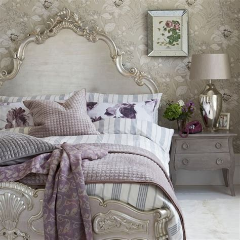 Shabby Chic Metal Headboard by Glamorous Bedroom Decorating Ideas Housetohome Co Uk