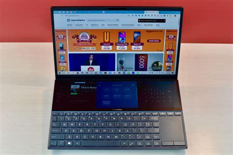 asus zenbook duo uxfl laptop review   screens