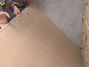 How To Install Basement Drywall