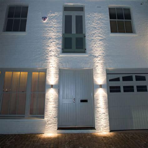 front entrance outdoor lighting pillar light wall mounted garden lights by front door