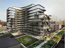 New York Condominium Project Zaha Hadid Architects