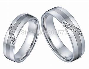 titanium wedding band chinapricesnet With lesbian wedding rings sets