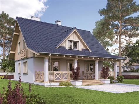 Four Ways to Decorate this Delightful Home Cottage house