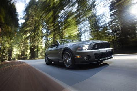 2018 Ford Shelby Gt500 Puts Out More Power And Gets Better