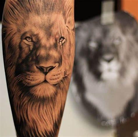 lion tattoos  men ideas  image gallery  guys
