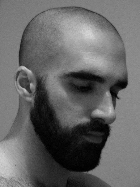 Pin von Jay Will auf What hair? | Bald men with beards, Bald with beard und Bald man