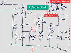 Star Delta Wiring Diagram Telemecanique