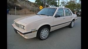 1985 Chevrolet Cavalier 2 0 4 Cyl Mpg Car Cheap Wheels For