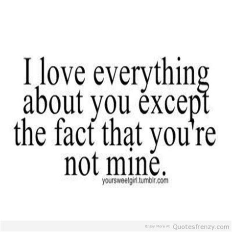 love      fact  youre