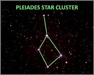 Answer  Pleiades Shape