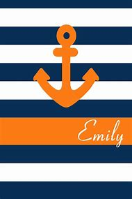 Chevron Wallpapers With Name Emily